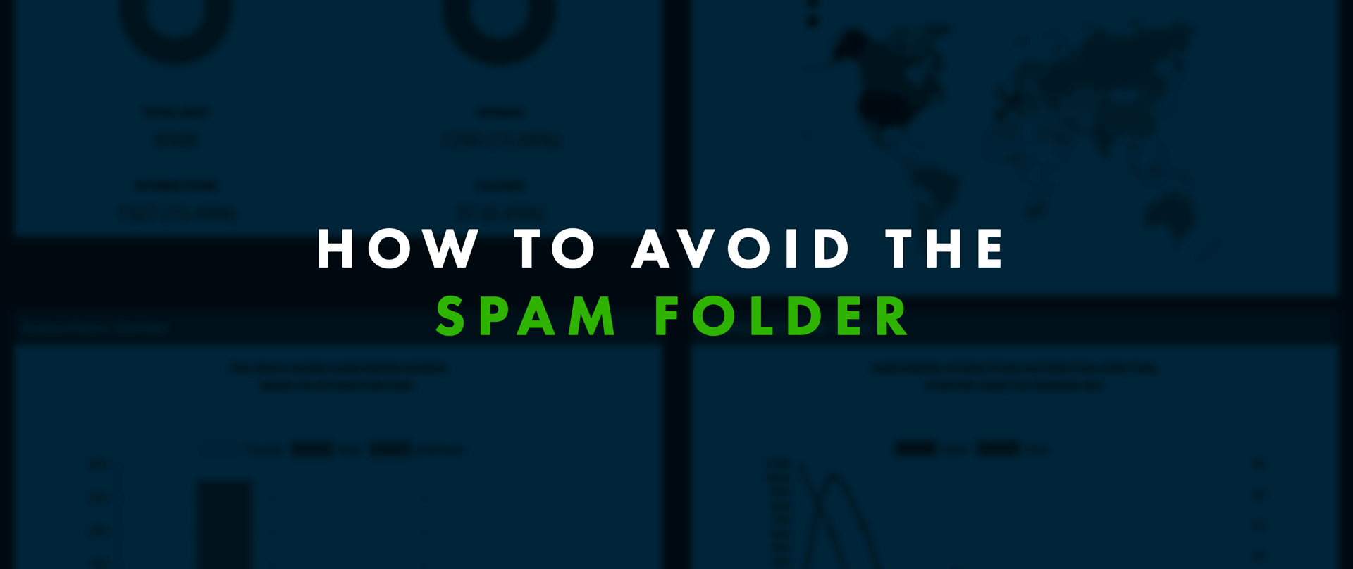 How to avoid the spam folder when sending emails with WordPress