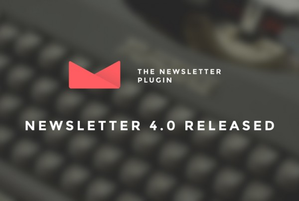 Newsletter 4.0 Released